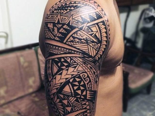 Tatuagem Maori Significado Símbolos Masculina E Feminina