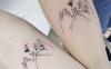 Tatuagem de Amizade